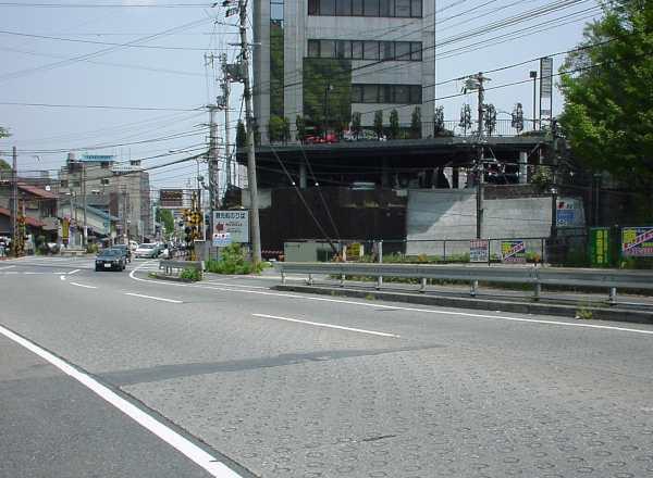 写真:橋台跡1